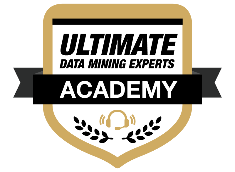 Ultimate Data Mining Experts Academy LIVE!